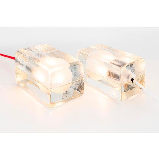 Set of Harri Koskinen Block Lamps For Sale - Image 13 of 13