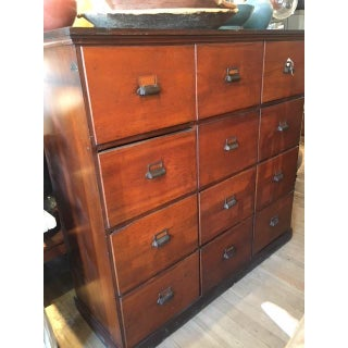 19th C. File Cabinet Preview