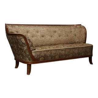 Swedish Empire Chaise Longue For Sale