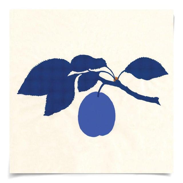 Contemporary Bright Pomona Fruit 2, Unframed Artwork For Sale - Image 3 of 3