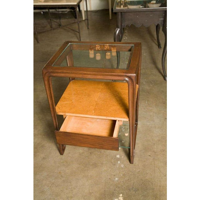 Mid 20th Century Restored Dunbar Night Stands - a Pair For Sale - Image 5 of 10