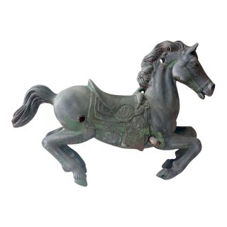 Decorative Carousel Style Horse For Sale