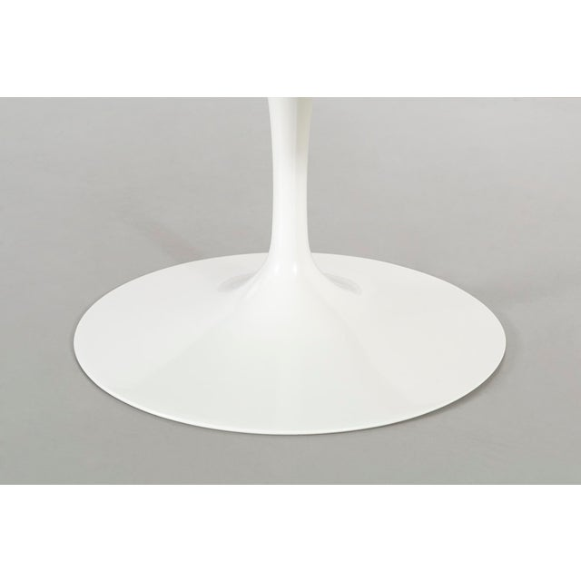 Aluminum Eero Saarinen for Knoll Rosewood Coffee Table 50th Anniversary Edition For Sale - Image 7 of 9