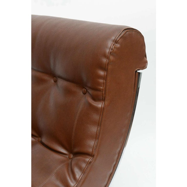 Formanova Club Lounge Chairs - A Pair For Sale - Image 5 of 7