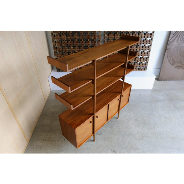 Milo Baughman for Glenn of California Wall Unit For Sale - Image 10 of 11