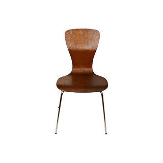 1958 Tapio Wirkkala Finnish Chair For Sale