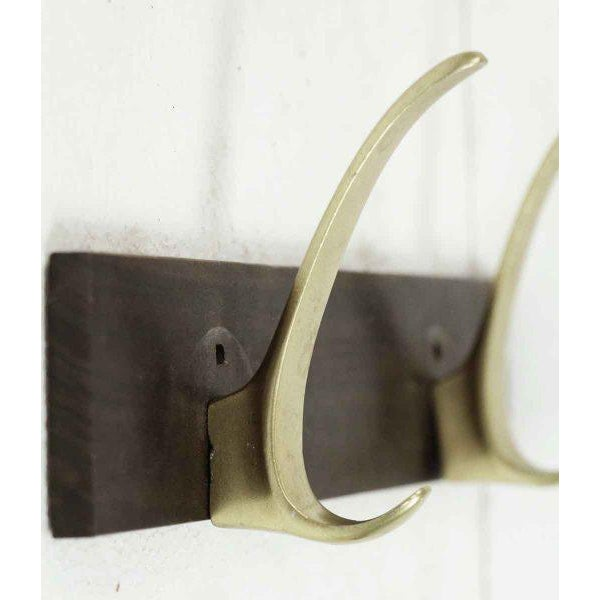 Mid-Century Modern Hook Rack For Sale - Image 5 of 6