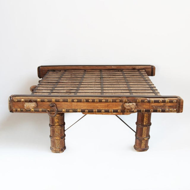 Ox Cart Coffee Table - Image 2 of 4
