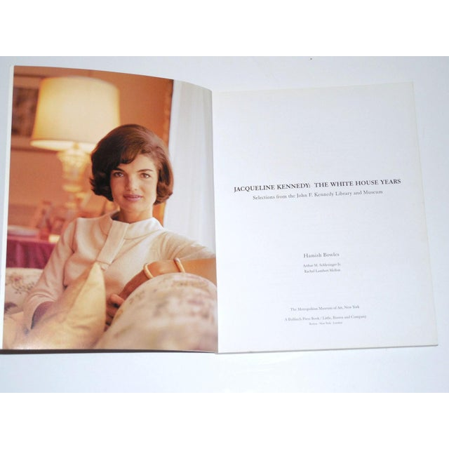"""Jacqueline Kennedy: White House Years"" Exhibit Book - Image 3 of 11"