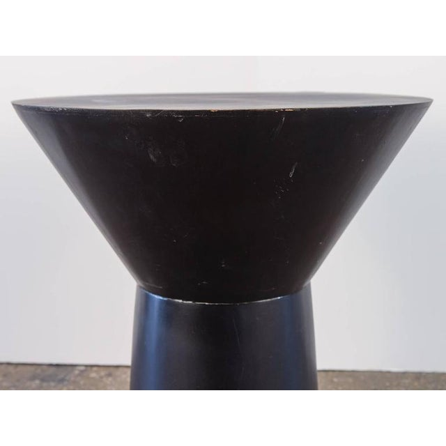 Memphis-Style Pedestal Table - Image 4 of 5