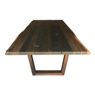 "Unique ""Live Edge"" Dining Room Table"