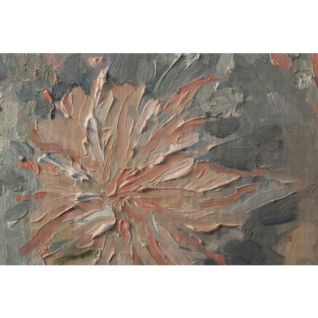Impressionist Still Life With Flowers - Image 2 of 6