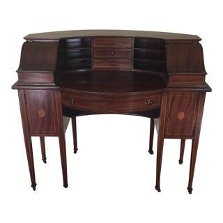 Vintage Traditional Wooden Desk