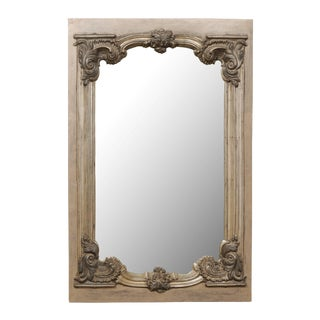 19th Century Antique Swedish Mirror For Sale