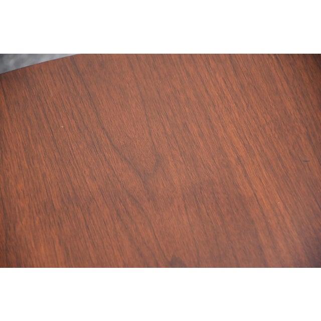 Paul McCobb Calvin Walnut Coffee Table - Image 6 of 9