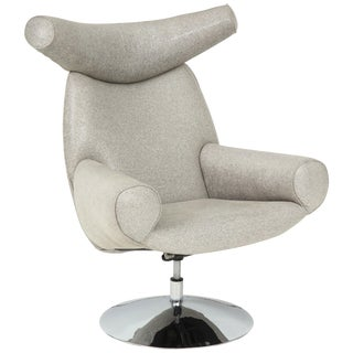 1970s Vintage Space Age Ox Chair For Sale