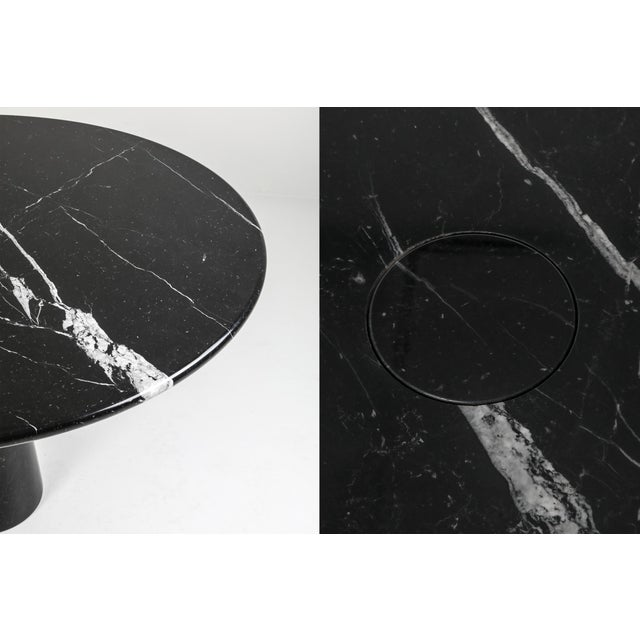 Mangiarotti Eros Marble Dining Table For Sale - Image 9 of 11