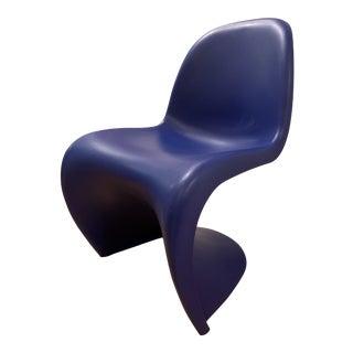 Danish Modern Panton Chair by Vitra For Sale