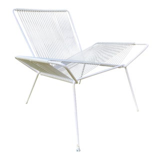 Allan Gould Style Lounge Chairs - a Pair For Sale