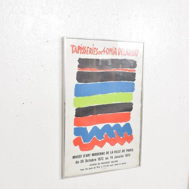 Tapisseries De Sonia Delaunay 1972 Paris Litho Poster For Sale - Image 4 of 8