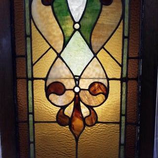 1900's Stained Glass Windows Preview