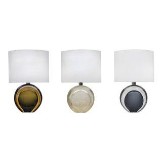 The Domenico Table Lamp by Seguso for Studio Van den Akker For Sale