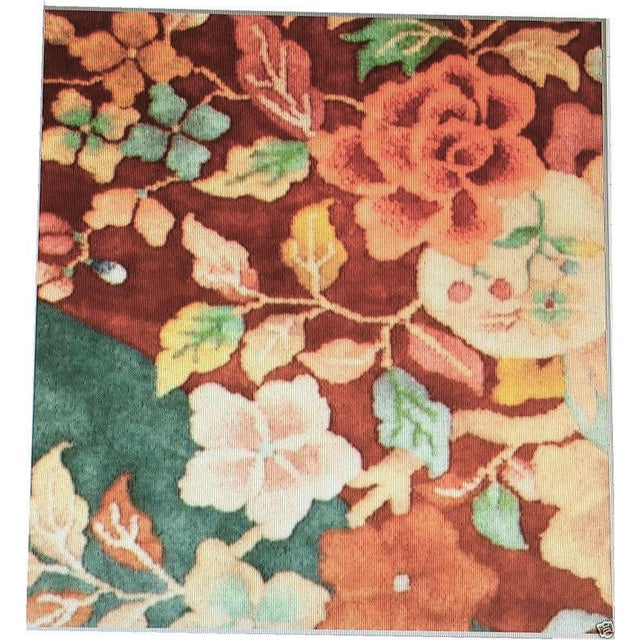 Art Deco Art Deco Chinese Rug - 9' X 12' For Sale - Image 3 of 5
