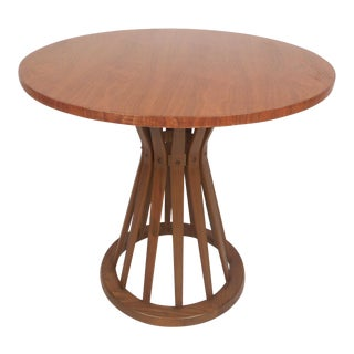 """Edward Wormley for Dunbar """"Sheaf of Wheat"""" Occasional Table For Sale"""