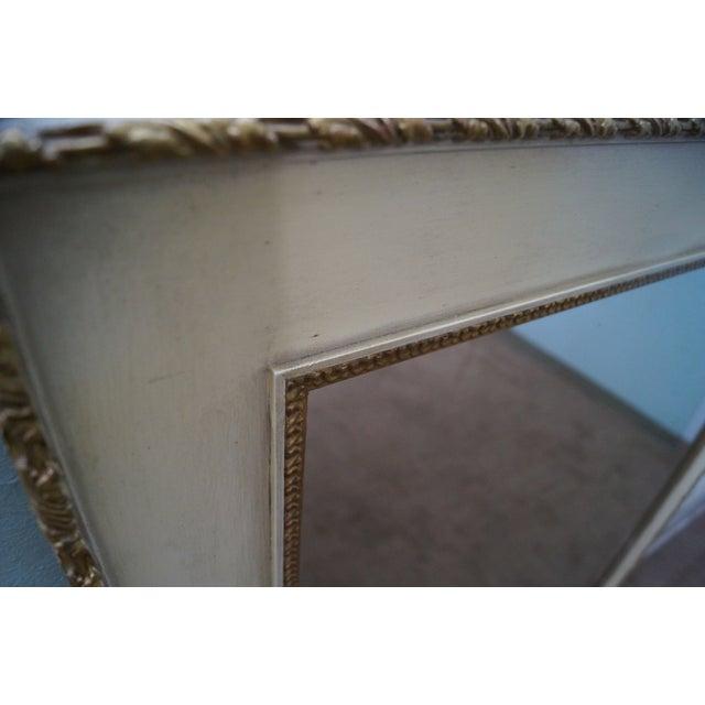 Henredon Vintage Gilt Louis XV Trumeau Mirror - Image 8 of 10