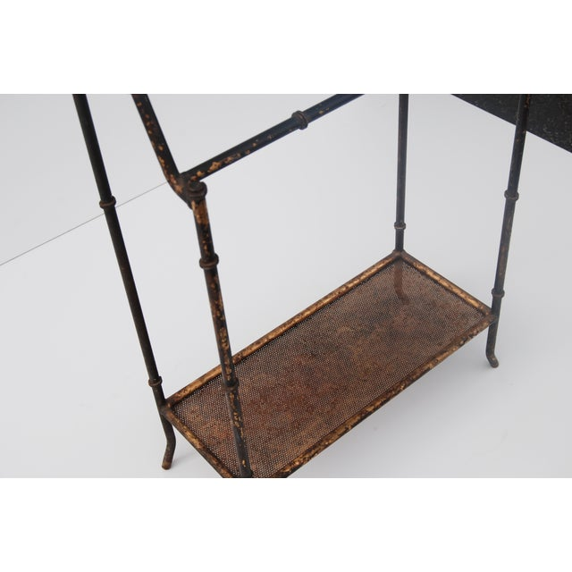 Faux-Bamboo Umbrella/Towel Stand - Image 5 of 5
