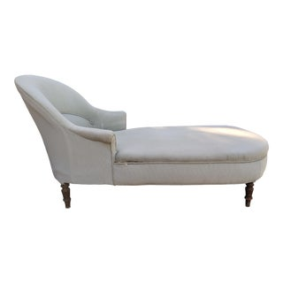 French Chaise Lounge Day Bed For Sale