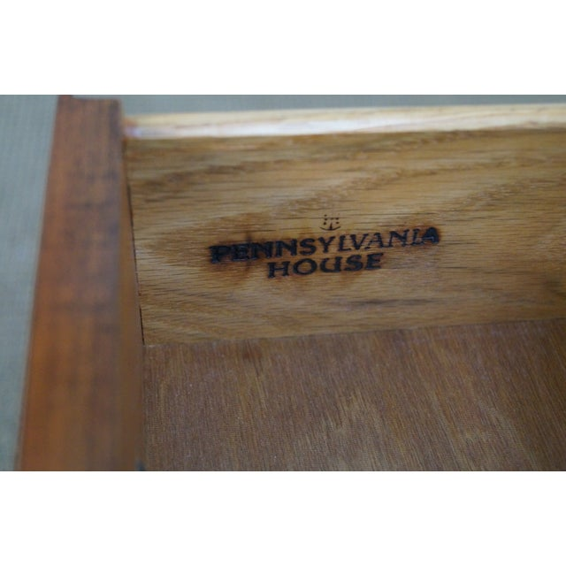 Pennsylvania House Cherry Chippendale Chests - Image 8 of 10
