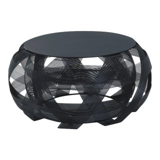 Trigono Cocktail Table, Black For Sale