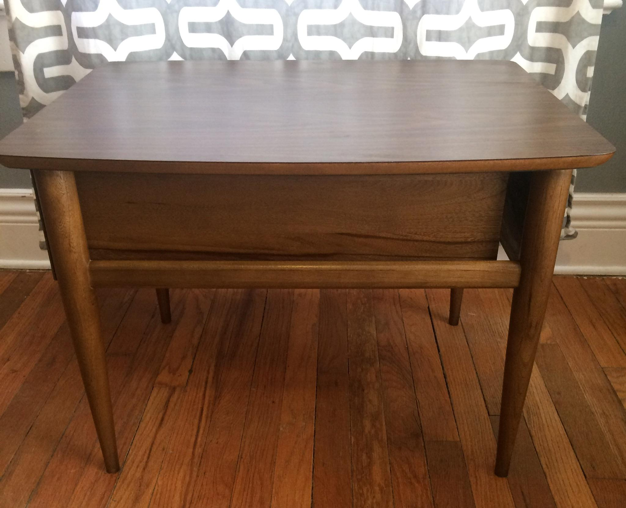 Mid Century Lane End Tables   A Pair   Image 7 Of 9