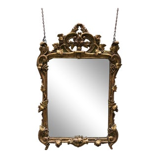 Louis XV Mirror Provenance Provence France ( Aa19) For Sale