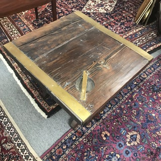 Vintage Nautical Ship Door Coffee Table Preview