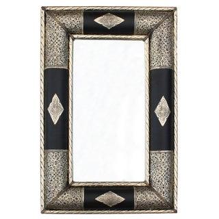 Moroccan Mirror with Moorish Engravings