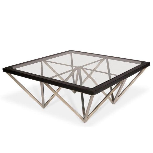 Sarreid Ltd the Louvre Cocktail Table - Image 4 of 4