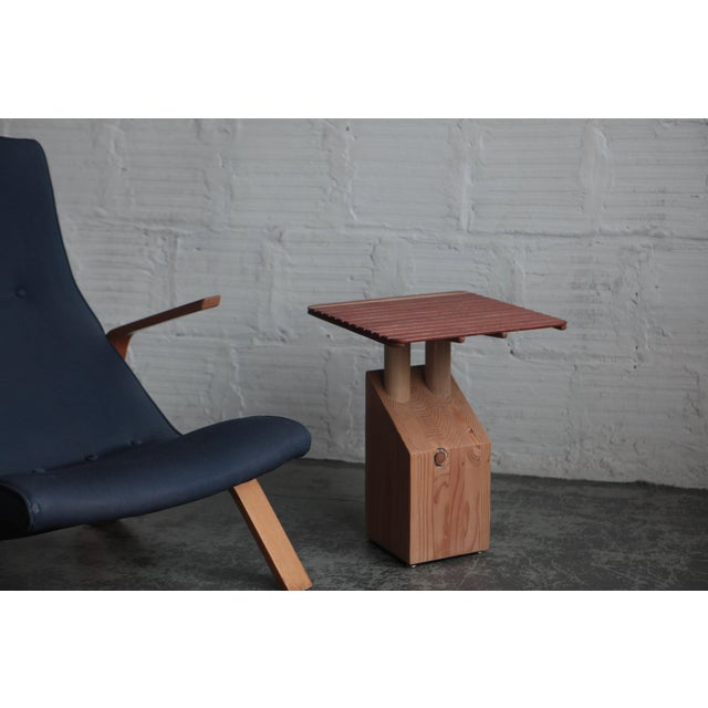 Spencer Staley for the Good Mod Block Side Table For Sale - Image 4 of 7