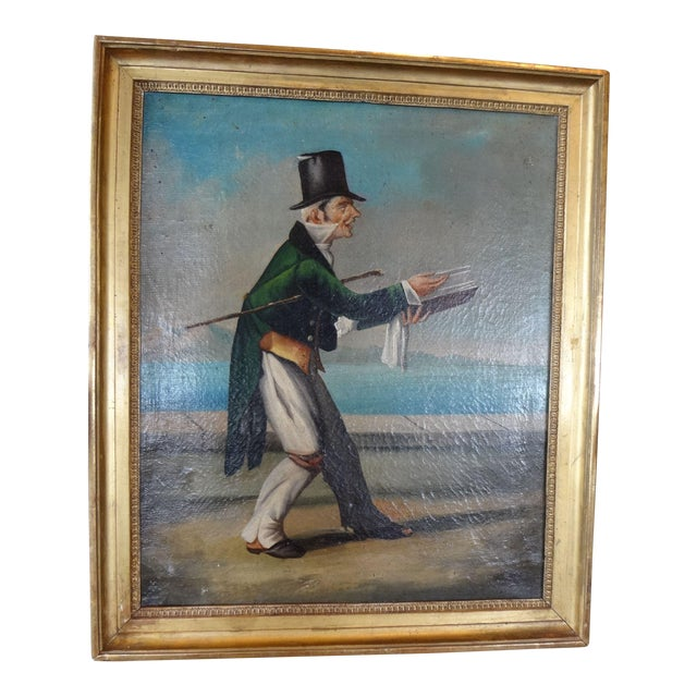 19th Century Italian Painting For Sale
