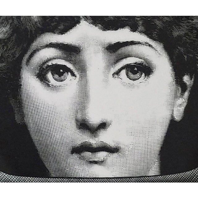 Fornasetti Tema E Variazioni Plate, Number 265 - Image 3 of 3