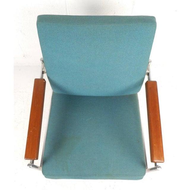 Vintage Modern Fritz Hansen Arm Chair - Image 5 of 10
