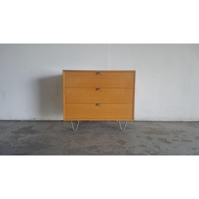 1960s Mid Century Modern George Nelson for Herman Miller Chest of Drawers For Sale - Image 10 of 10