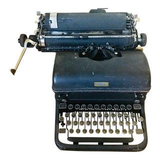 Mid-Century Royal Typewriter