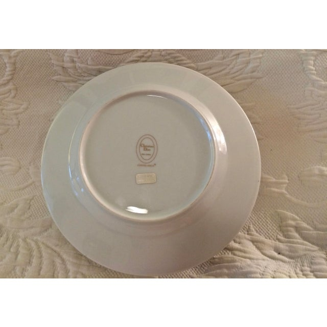 "Christian Dior Hollywood Glamour ""Casablanca"" Fine China Bowls - Set of 6 - Image 4 of 10"