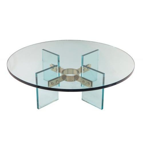 Contemporary Studio Van den Akker Jules Cocktail Table For Sale - Image 3 of 3