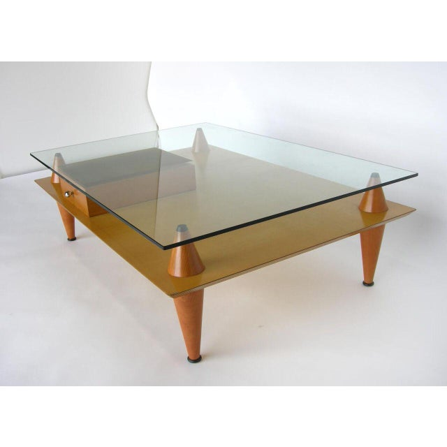 Santa & Cole Modern Coffee Table For Sale - Image 4 of 8