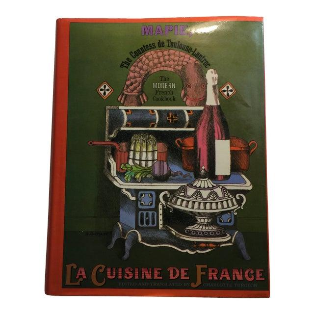 1964 La Cuisine De France Countess De Toulouse-Lautrec Book For Sale
