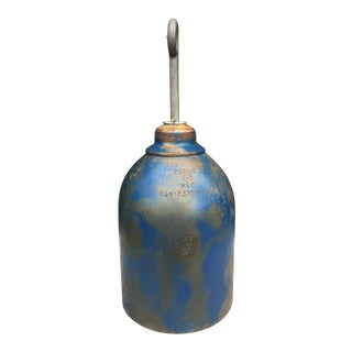 WWII US Navy Trench Art Bell For Sale