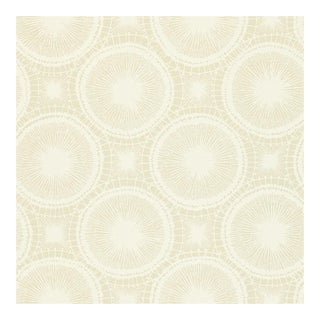 Scion Tree Circles Pebble & Chalk Wallpaper - 7 Rolls For Sale